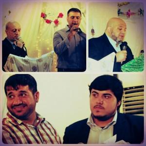 سيد امير الموسوي + جليل ابوالقاسم+ داوود سلمان+رؤوف الانصاري+حسين دشتي